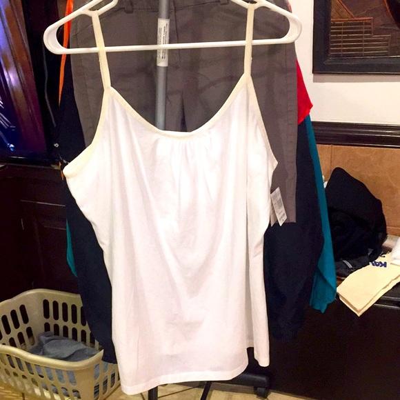 Just My Size 2X(18W-20W) Camisole NWT